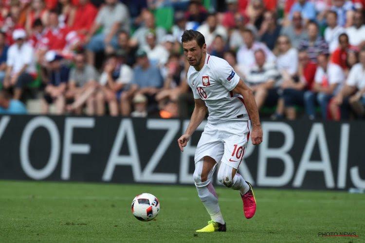 Quatre joueurs polonais positifs au Covid-19 avant l'Angleterre