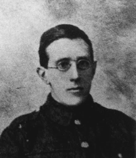 William James A Docherty likeness