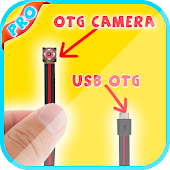 endoscope camera usb - endoscope app for android Icon