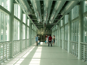 Photo: KL, Petronas Towers - Skybridge