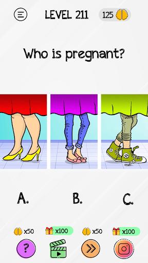 Braindom: Tricky Puzzles, Brain Games Brain Tests  screenshots 3