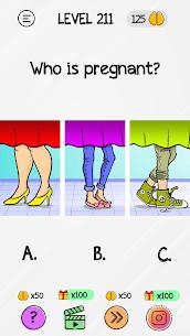 Braindom: Tricky Brain Puzzle, Mind Games, IQ Test 3