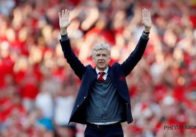 Wenger voit un ancien Bleu coacher Arsenal