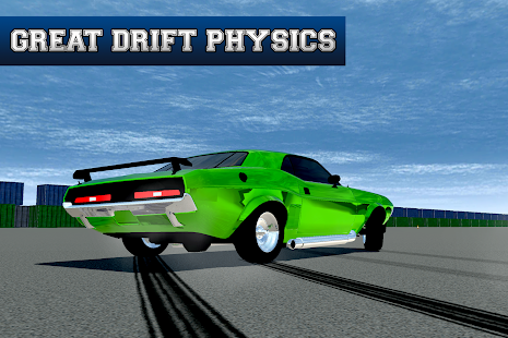 Muscle Car Drift Simulator 3D - náhled