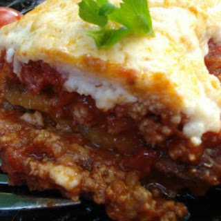 Classic Greek Moussaka