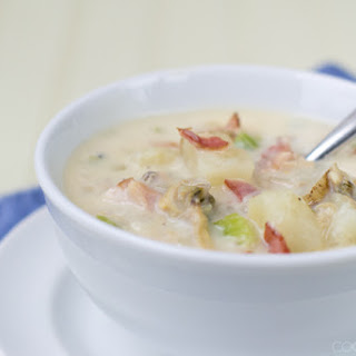 15-Minute Homemade Clam Chowder