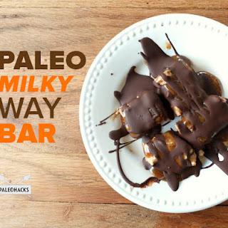 Paleo Milky Way Bars.