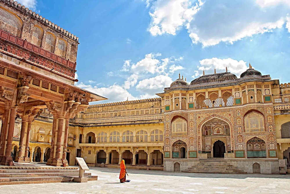 top-historical-places-india-amer-fort