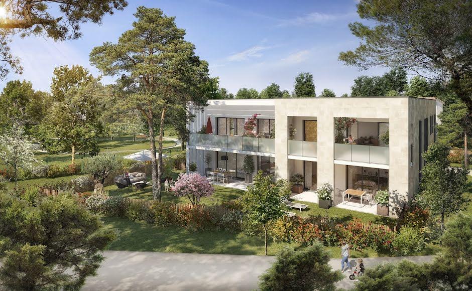 Programme immobilier neuf à Pessac: appartements du 2 pièces au 4 pièces à partir de 231000 €