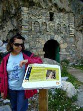 Photo: En la ermita.