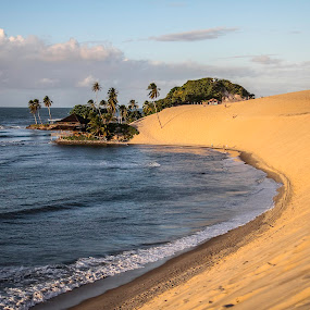 Genipabu Beach by Silvana Schevitz - Landscapes Beaches ( landscape, beach )