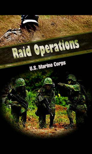 Marine Raid Operations