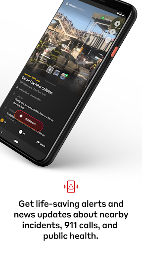 Citizen: Connect on the Most Powerful Safety App screenshots 4