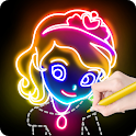 Learn to Draw Princess icon