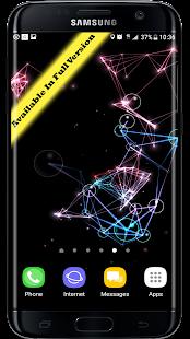 Particle Plexus II 3D Live Wallpaper - náhled