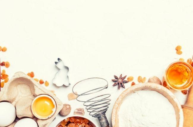 white food items Pregnancy myth