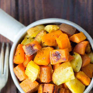 Roasted Diced Vegetables Recipes