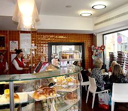 Photo: A Venezia Caffè, uma referência no centro das Caldas (foto Carina Duarte)