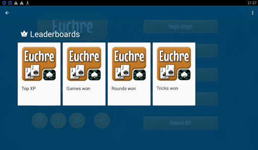 Euchre free card game 1.7 screenshots 21