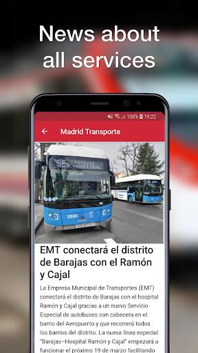 Madrid Transport screenshot 7