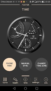 Foxter Exalt Watch - náhled