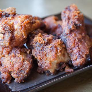 Honey Fried Chicken.