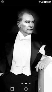Atatürk Duvar Kağıdı - náhled