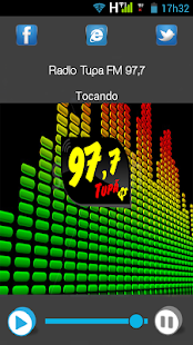 Rádio Tupã FM- screenshot thumbnail