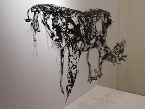 Photo: Paper Cut Art, Sculpture
