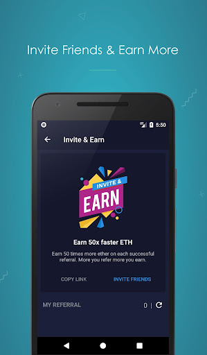 Freeth : Earn Free Ethereum screenshot 2