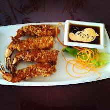 Photo: Una deliciosa entrada de camarones #foodporn #food #instagood #igers #like #camarones #crevettes #comida #delicioso  #deli  #instafood