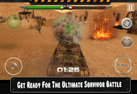 Game Tank Attack: Panzer Antiwar 3D APK for Windows Phone