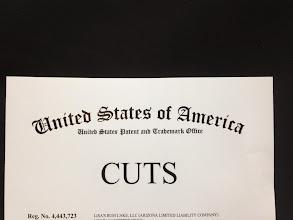 Photo: CUTS® registered tradmark