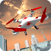 QuadCopter Drone:Emergency SIM
