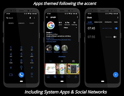 Victory - Substratum Theme ★ Oreo/Pie/Samsung Screenshot