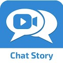 Chat Story - Text Story Video Maker icon