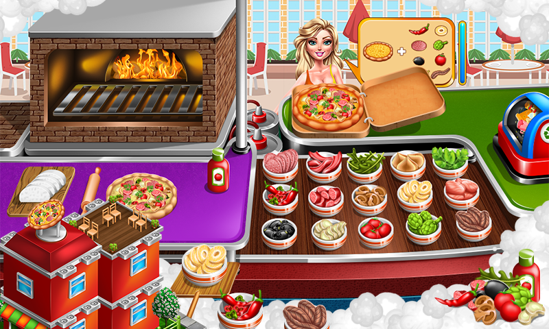 Screenshots of Cooking Yard Restaurant for iPhone
