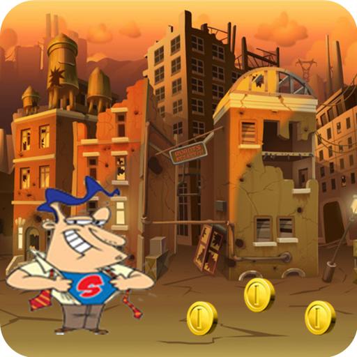 Super Boss Running Subway Game