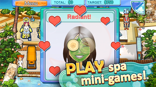 Sally's Spa Mod Apk – For Android 2