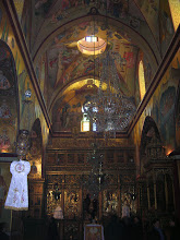 Photo: inside of the church