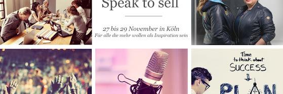 Speaker Prep November 2018