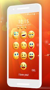 App Emoji Lock Screen APK for Windows Phone