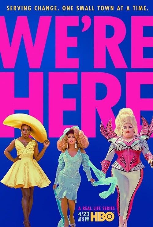 We're Here temporada 2