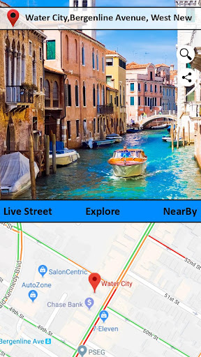 Live Earth Map & Satellite View, GPS Tracking Apk apps 1