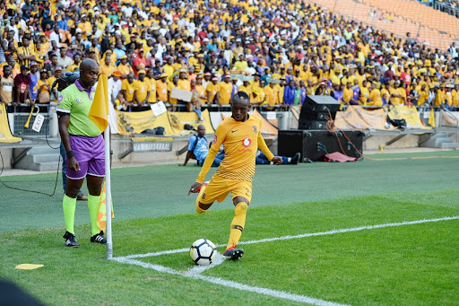 Khama Billiat poised to stay at Chiefs despite offers from North Africa and Asia