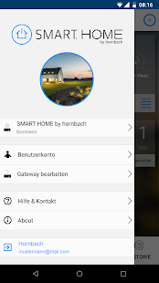 smart home by hornbach apps on google play. Black Bedroom Furniture Sets. Home Design Ideas