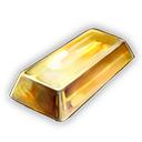 金のインゴット(専用)