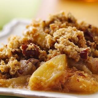 Apple-Pecan Crisp Recipe
