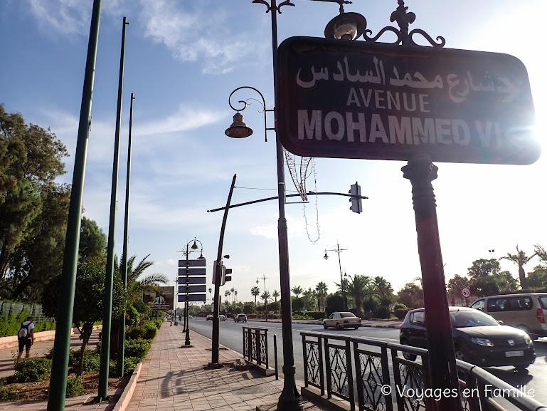 Marrakech centre