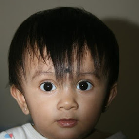 Ms photogenic by Hridi Roy - Babies & Children Child Portraits